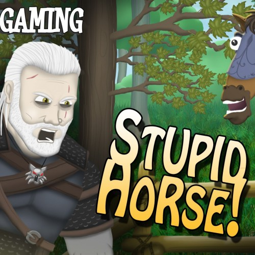 Witcher 3 Horse Parody from Appsro Animation