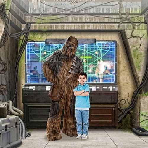 Disneyland's Star Tours to feature Star Wars: The Force Awakens, plus Star Wars-themed Space Mountain