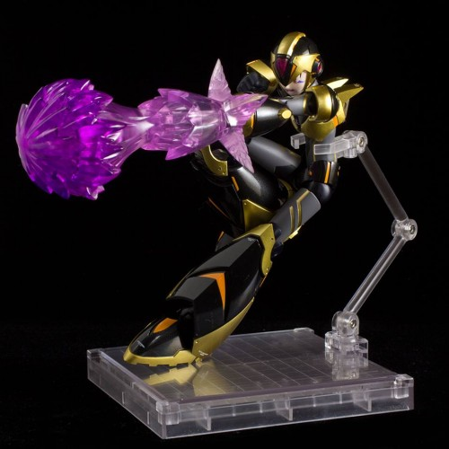 TruForce releasing limited edition Mega Man X figure at NYCC