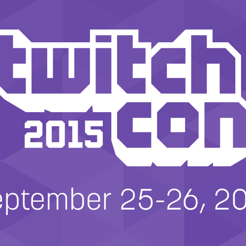 The first ever TwitchCon is happening