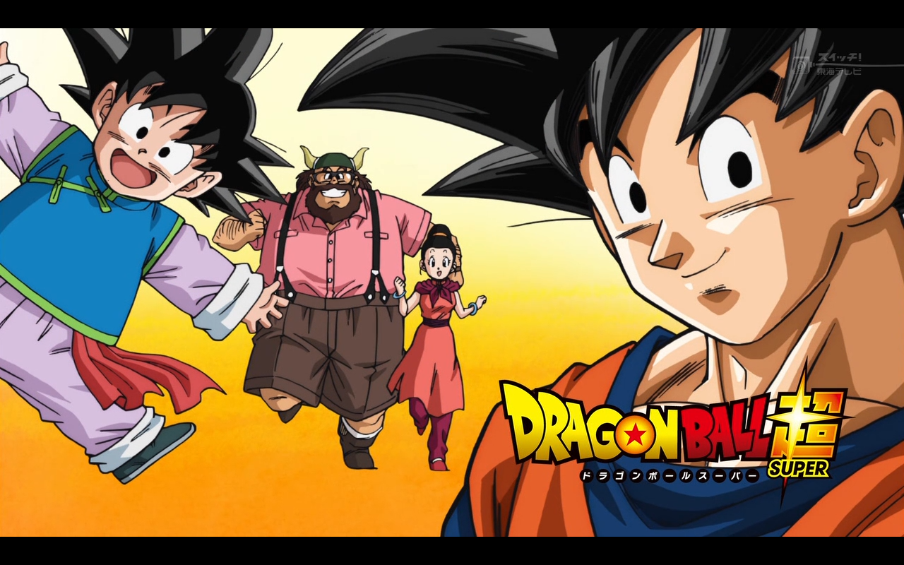Dragon ball super hulu