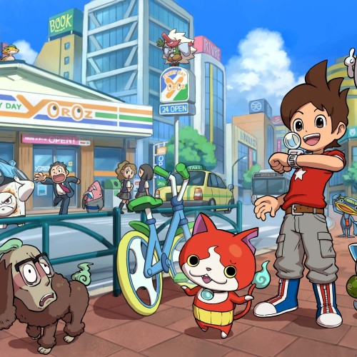 Yo-kai Watch ready to invade Disney XD next month