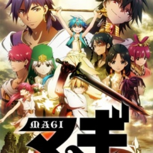 Special TV program for Magi featuring Sinbad no Bouken
