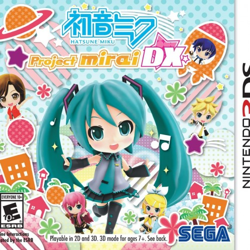 Hatsune Miku: Project Mirai DX (3DS review)