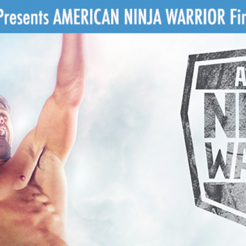 American Ninja Warrior finale preview screening in Los Angeles