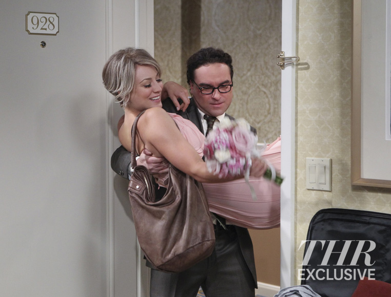Big Bang Theory Season 9 x1