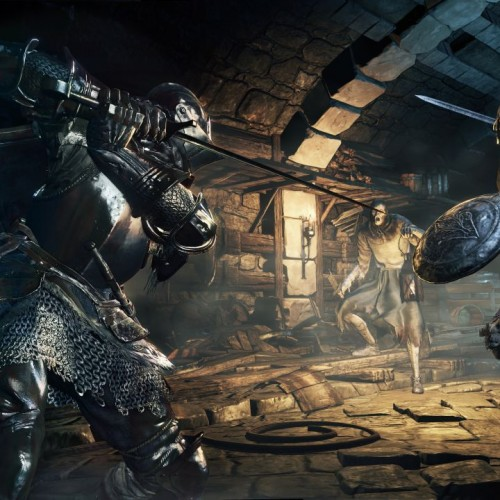 Dark Souls III will keep what's good while improving on mechanics