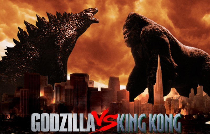 King Kong Godzilla Movie Kids