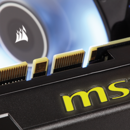 Corsair teams up with MSI for badass GTX 980 Hydro Cooled Graphics Card
