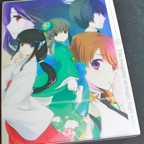 The Irregular at Magic High School Set 2 Blu-ray review