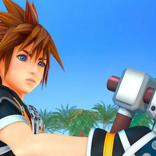 Kingdom Hearts television series?