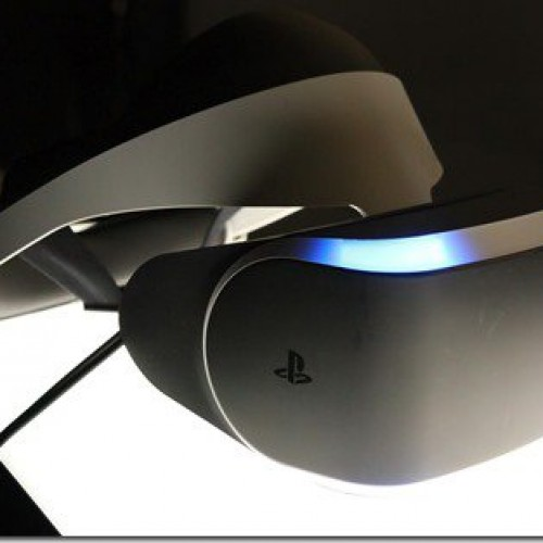 Sony changes Project Morpheus name to PlayStation VR