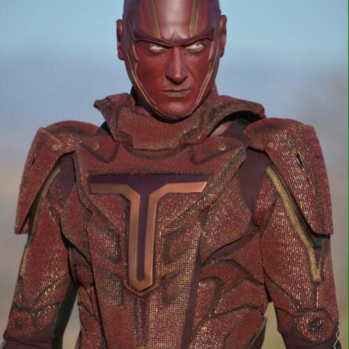 Supergirl on CBS will star Red Tornado or was it Red Tomato? You decide.