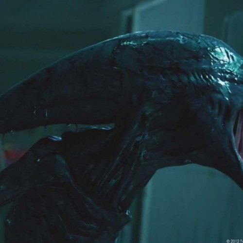 Ridley Scott reveals title for 'Prometheus' sequel, and that he's losing his memory?