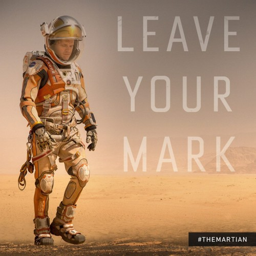 The Martian: The world unites to #BringHimHome