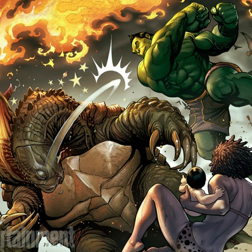 The new Hulk is going to be Asian American
