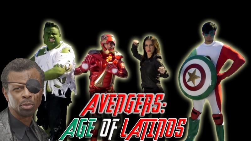 avengers age of latinos