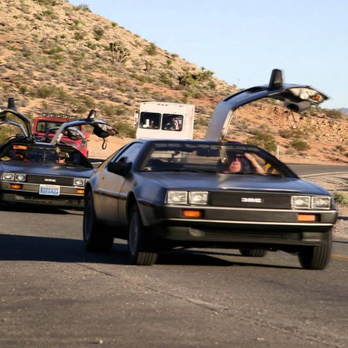 Back in Time trailer explores the Back to the Future fandom