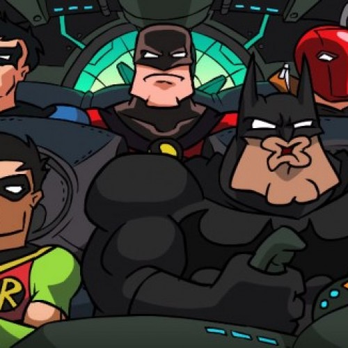 BATMETAL RETURNS (Yes, the caps are necessary)
