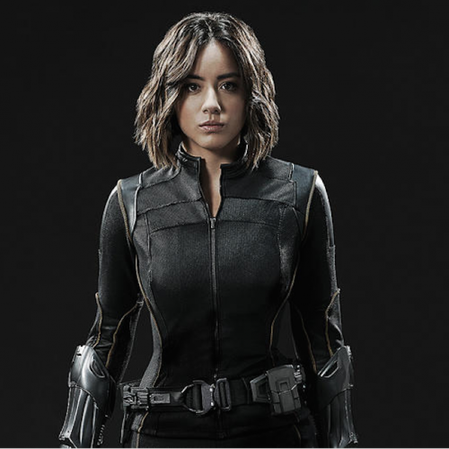 Check out Chloe Bennet's Quake outfit for Agents of S.H.I.E.L.D. third season