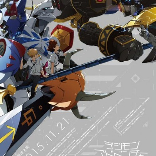Digimon Adventure tri. adds Daisuke Namikawa and Yuko Kaida to cast and releases all voice actors preview