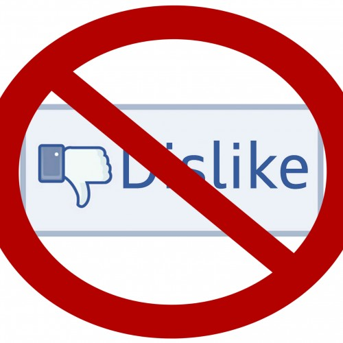 Facebook is NOT getting a DISLIKE button