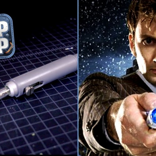 Learn to make Doctor Who Sonic Screwdriver for under $50
