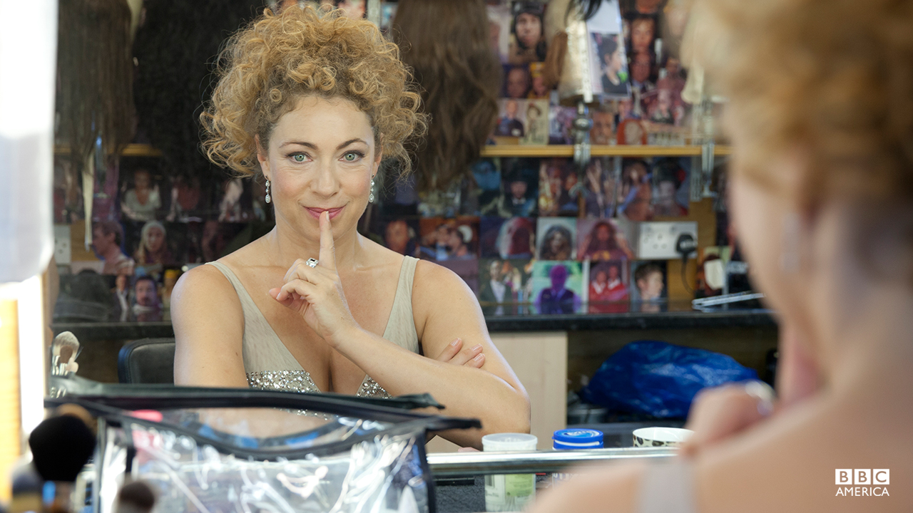 Doctor Who: River Song makes an appearance THIS Christmas! - Nerd ...