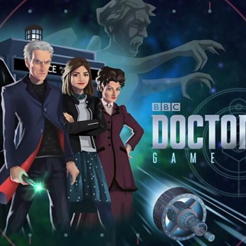 Make your own Doctor Who games with the Doctor Who Game Maker this month!