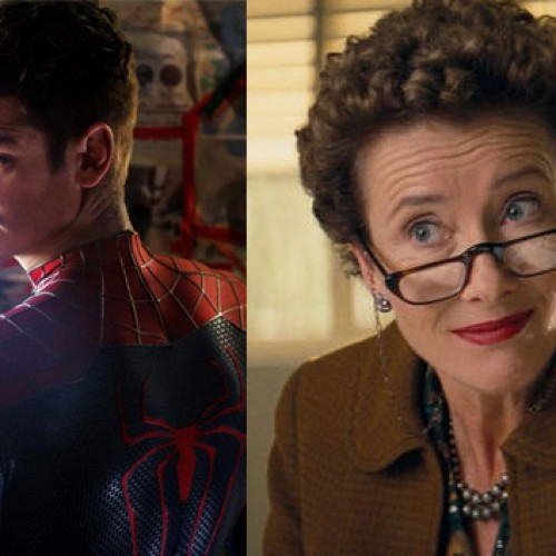 If Emma Thompson sees another Spider-Man, she'll 'hang' herself