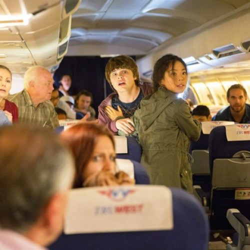 Fear The Walking Dead's 'Flight 462' first photo and synopsis