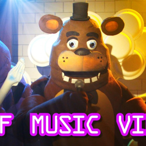 Five Nights at Freddy's live-action music video