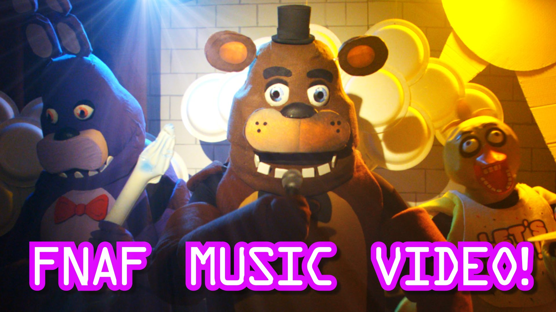 The Mangle | Five Nights at Freddy's Song | GB Feat. Nicole Gene<-