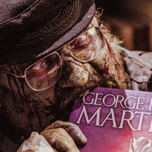 George R.R. Martin makes a deadly cameo on SyFy's Z Nation