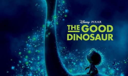 Disney releases latest poster for Pixar's 'The Good Dinosaur'