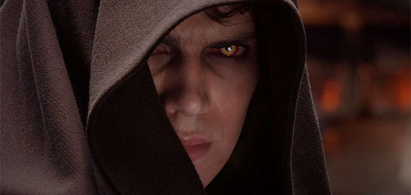 star wars revenge of the sith Hayden Christensen anakin
