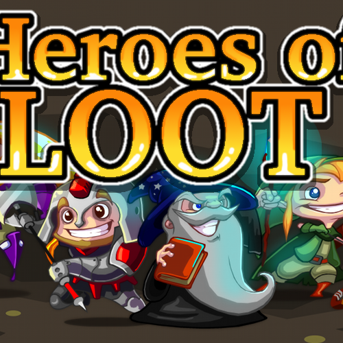 Heroes of Loot: Shooting dungeon exploring comes to the PS Vita