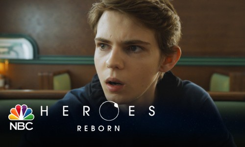 Watch two new clips for NBC's Heroes Reborn