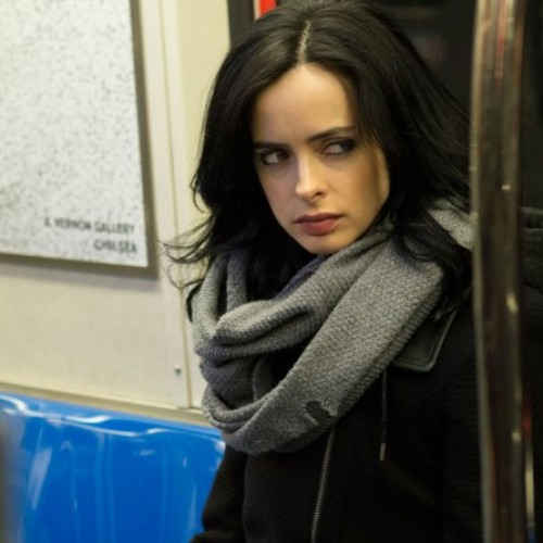 Marvel's Jessica Jones packs a wicked punch at NYCC premiere