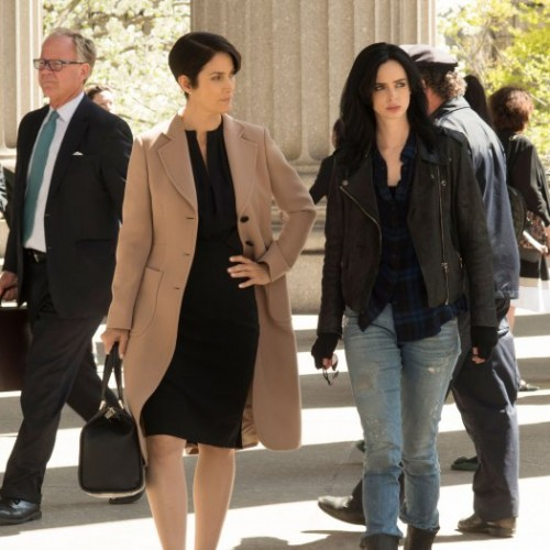 Jessica Jones episodes 8-10 review