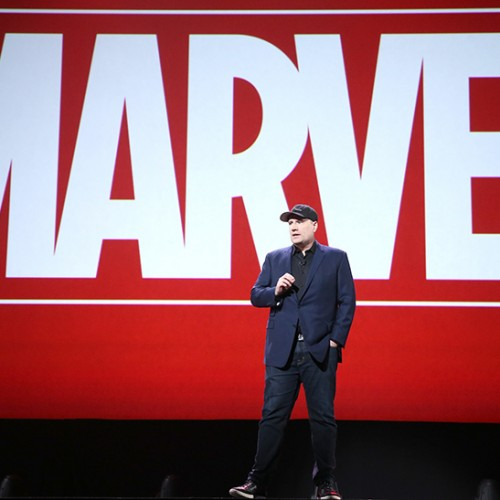 Marvel Studios' Kevin Feige doesn't believe in superhero fatigue