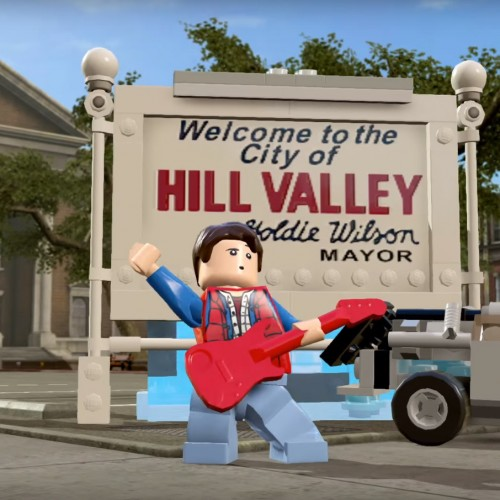 LEGO Dimensions voice talent includes Michael J. Fox, Chris Pratt, Peter Capaldi, Alison Brie and more!