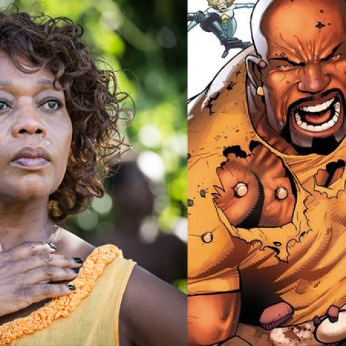 Alfre Woodard officially joins Marvel's Luke Cage