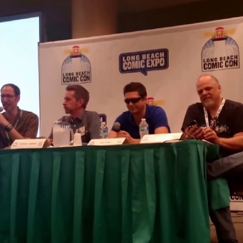 Man of Action talks Mega Man, Deadpool and Big Hero 6 at Long Beach Comic Con