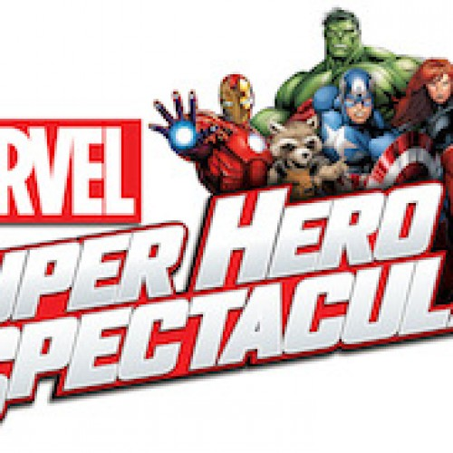 Marvel and Disney prepare for Marvel Super Hero Spectacular celebration this week!