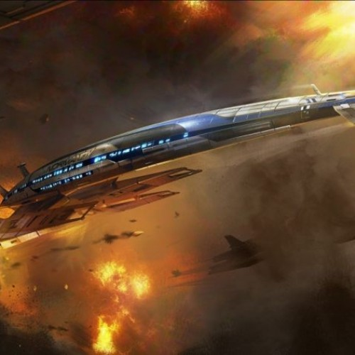 Yes, Mass Effect is coming to a U.S. theme park