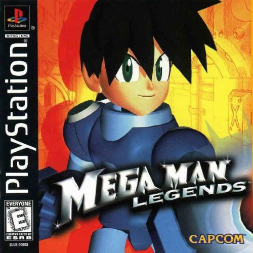 Mega Man Legends will be released on PlayStation Store next week