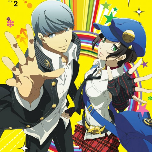 Persona 4 the Golden ANIMATION Volume 2 (review)