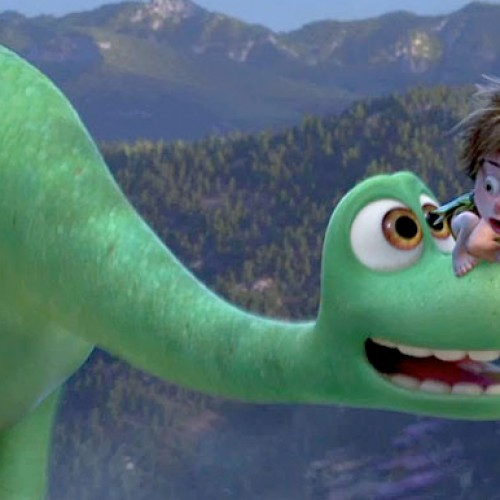 Pixar's The Good Dinosaur featurette explores story