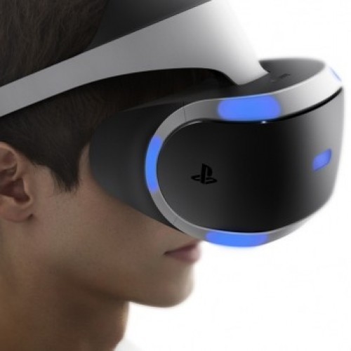 Sony's PlayStation VR coming Fall 2016